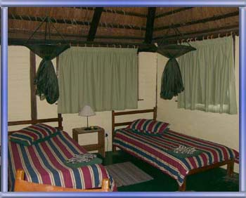 Sarasungu Lodge Namibia room
