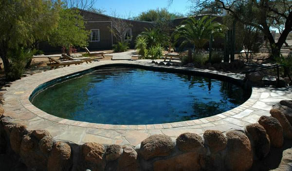 Ababis Guest Farm | Namibia: pool
