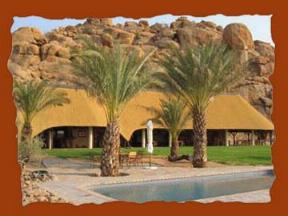 Ai - Aiba Lodge Namibia