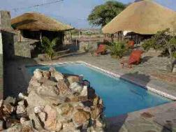 Airport Lodge Windhoek, Namibia: pool