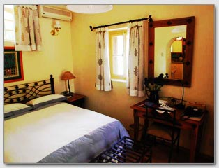 Pension Bougain Villa Namibia room