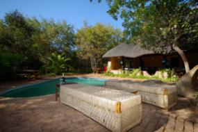 The Bushfront Lodge Livingstone, Southern Province, Zambia