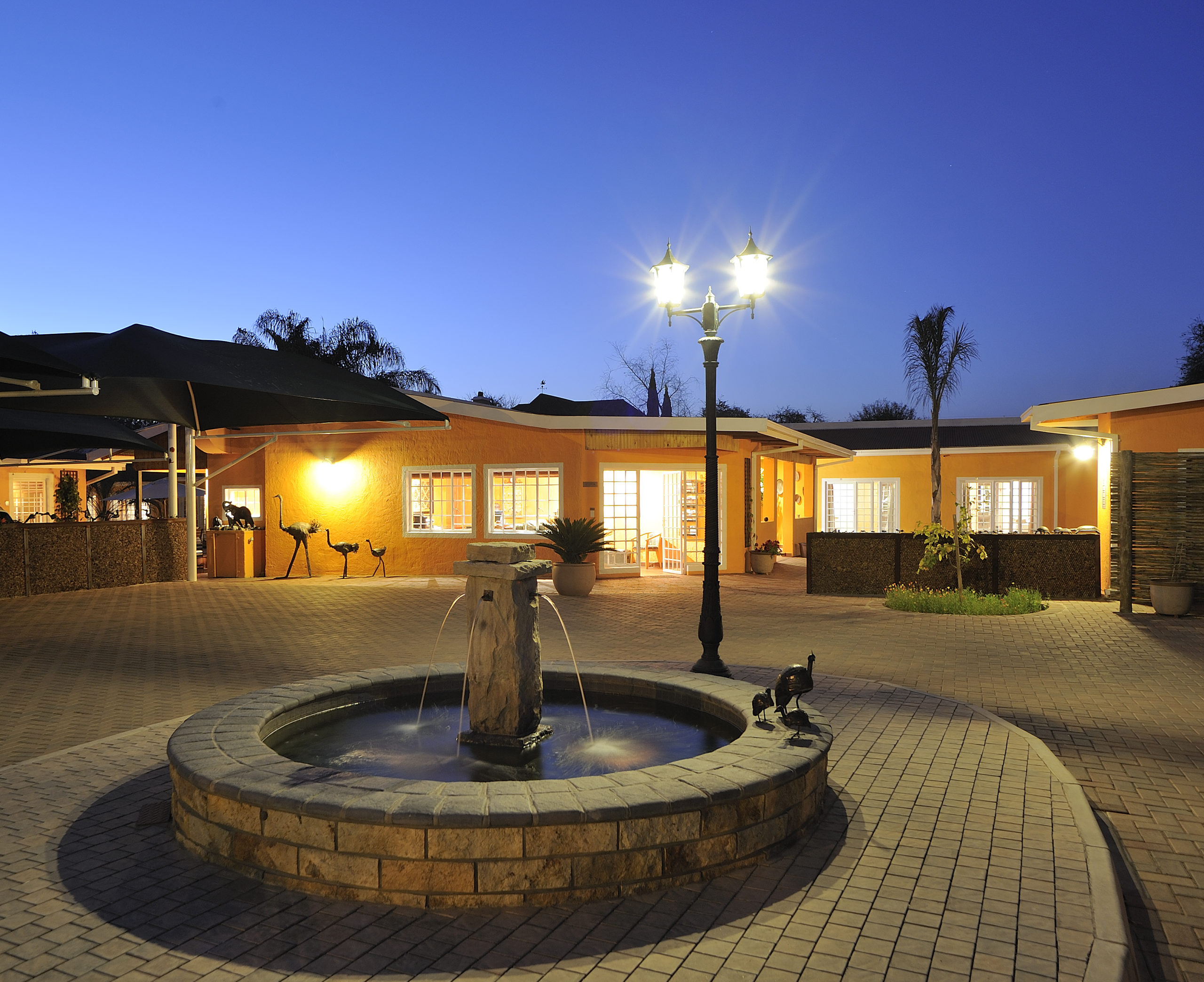 Casa Piccolo Guest House Windhoek, Namibia: pool