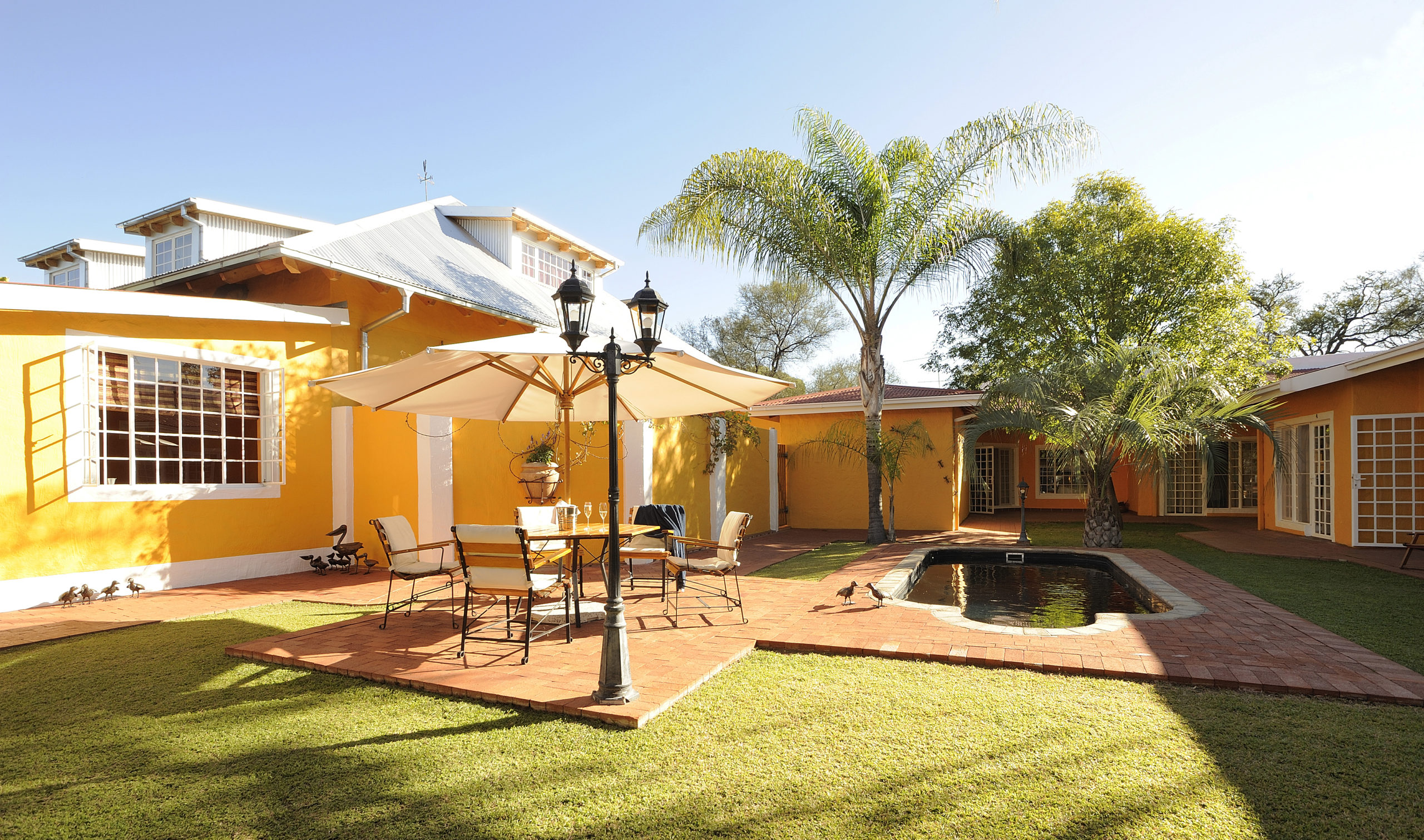 Casa Piccolo Guest House Windhoek, Namibia: room