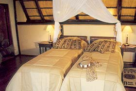 Chobe Savanna Lodge Namibia room