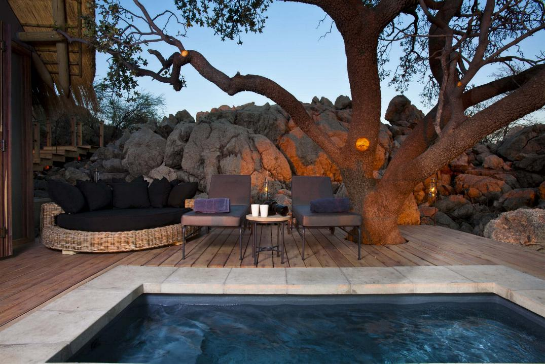 Dolomite Rest Camp | Etosha National Park | Namibia
