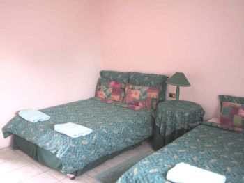 Gobabis Guest House room