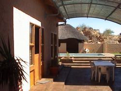 Goibib Mountain Lodge Grunau, Namibia