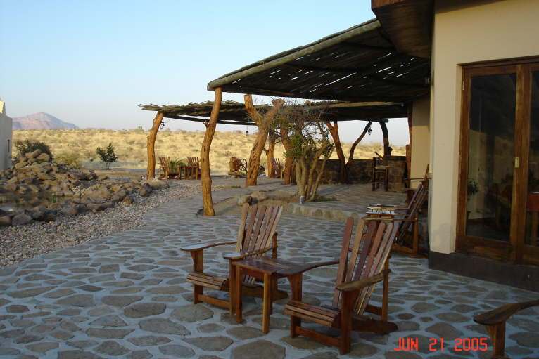 Hohenstein Lodge Usakos, Namibia