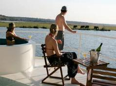 Ichobezi Luxury Safari Boat Namibia