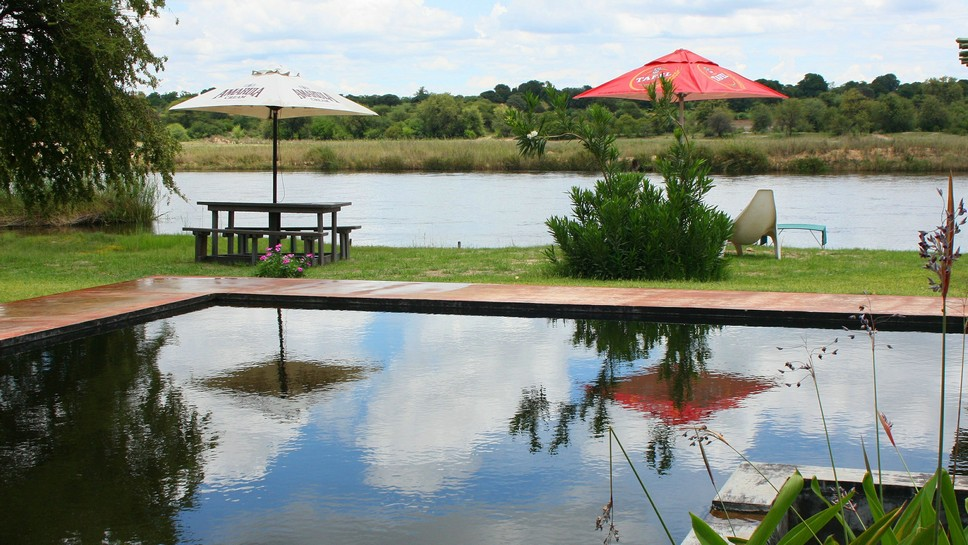 Kaisosi River Lodge Rundu, Namibia