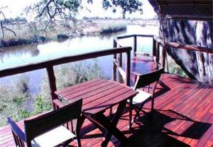 Kings Pool Camp Wilderness Safaris Botswana