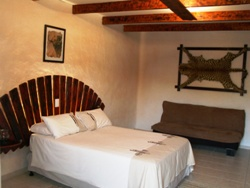 Kubata Lodge Windhoek Namibia room
