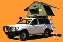Asco Toyota Land Cruiser for Camping