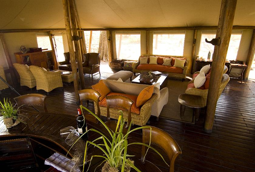 Linyanti Bush Camp Chobe National Park, Botswana