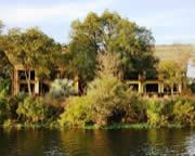 The David Livingstone Safari Lodge, Zambia