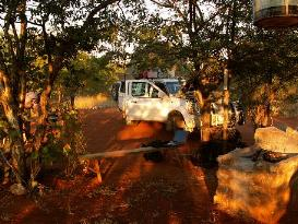 Mamselle Nature Camp Outjo, Namibia