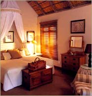 Ngala Game Lodge, South Africa
