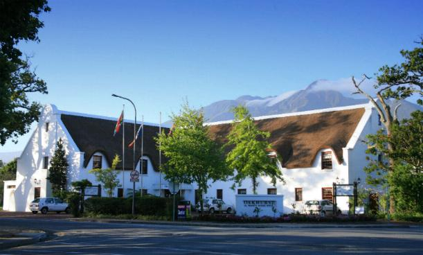 The Oakhurst Hotel George, Western Cape, South Africa