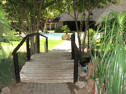 Ombinda Country Lodge Outjo, Namibia