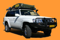 Asco Nissan Patrol for Camping