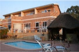 Pension Uhland Namibia pool