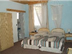 Pension Uhland Namibia room