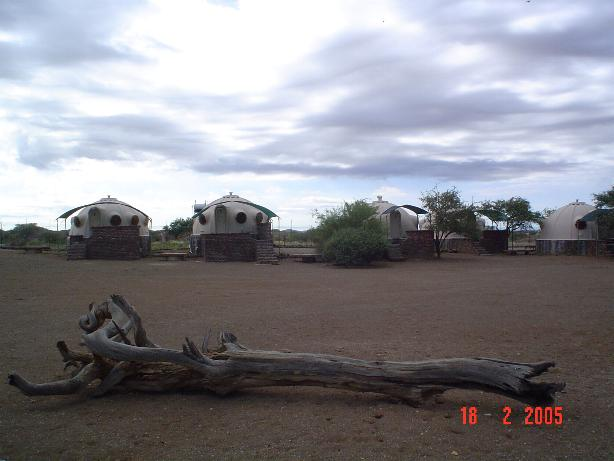 Quiver Tree Forest Camp Keetmanshoop, Namibia