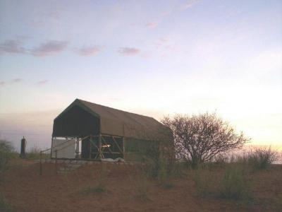 Red Dune Camp Gochas, Namibia: Tented Camp