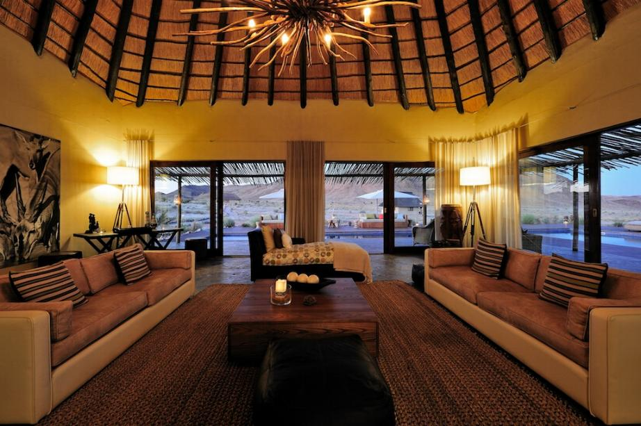 Sandfontein Nature Game Reserve and Luxury Lodge, Namibia