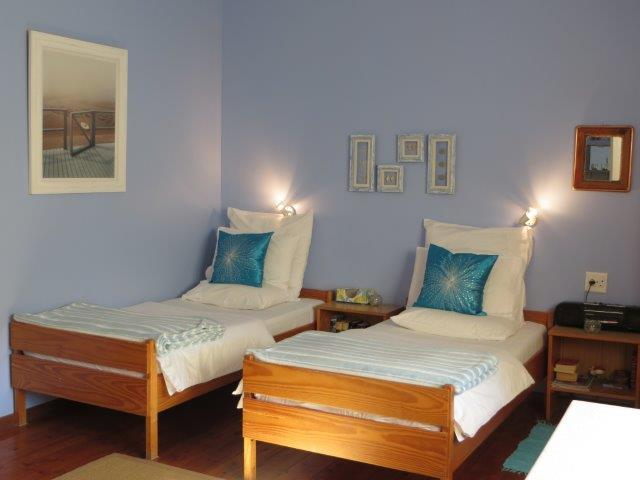 House Sandrose Luderitz, Namibia: Halifax bedroom