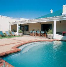 Shamwari Game Reserve Alicedale, Eastern Cape, South Africa pool