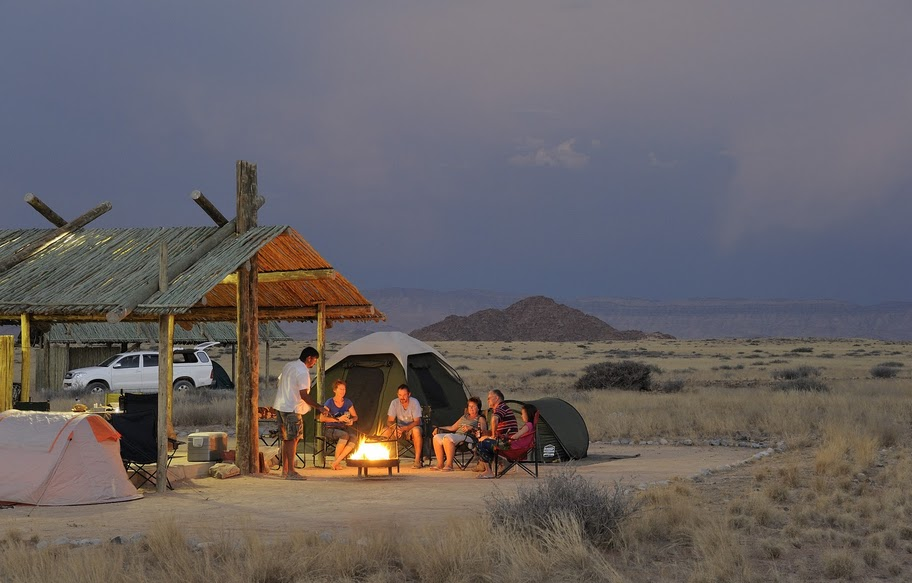 Sossus Oasis Camp Site | Sesriem | Namibia