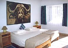 Swiss Chalets Namibia room
