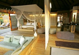 Vumbura Plains Camp Wilderness Safaris, Botswana