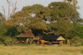 Zibalianja Camp Wilderness Safaris, Botswana