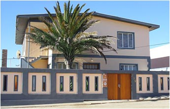 Zum Anker Self-Catering Accommodation Luderitz, Namibia
